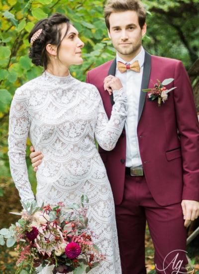 mariage mirabel les blacons domaine de blacons